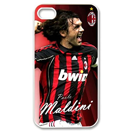 Amazon.com: Iphone4s Covers AC Milan FC case Design by Rock ...