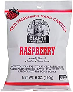 product image for Raspberry Hard Candy 6OZ
