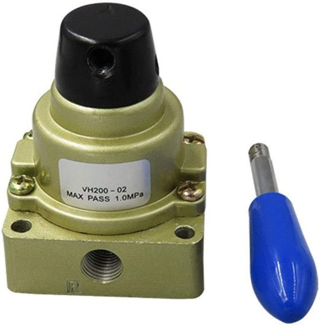 Hand-turn Valve Switching Pneumatic Components Manual Pneumatic ...