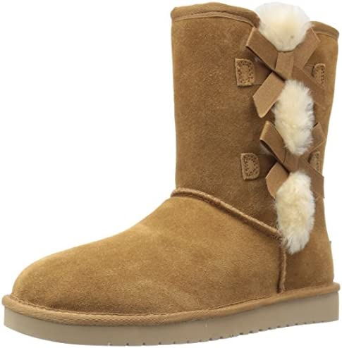 Koolaburra through UGG Victoria Short Boot Women's Fashion