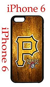 Pittsburgh Pirates iphone 5c Case Hard Silicone Case