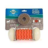 PetSafe Large Sportsmen Nobbly Nubbly Pet Chew Toy For Sale