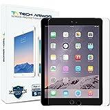 iPad Glass Screen Protector, Tech Armor Premium Ballistic Glass Apple iPad 4 / 3 / 2 / 1 [NOT IPAD AIR] Screen Protectors [1]