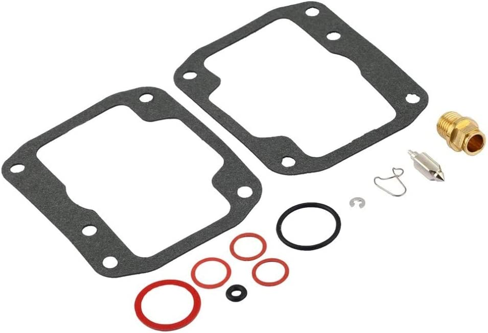 Kit de r/éparation de carburateur Carb Set pour SPI Mikuni VM36 VM38 VM 36 38 MM SM-07080 Kits de r/éparation de carburateur