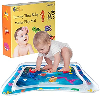 Baby Play Mat Gym Tummy Time Mat Hedgehog Soft Toy Baby Shower Gifts Xmas Gifts