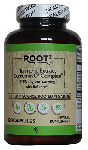 Vitacost Turmeric Extract Curcumin C3 Complex With Bioperine    1 160 Mg Per Serving   120 Capsules