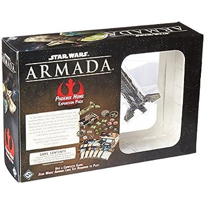 Star Wars: Armada - Phoenix Home: Toys & Games