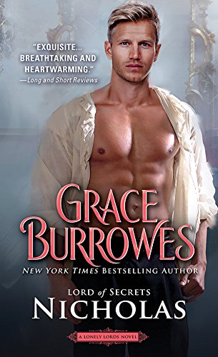 Nicholas: Lord of Secrets (The Lonely Lords Book 2) by [Burrowes, Grace]