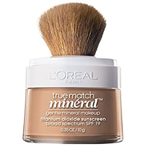 L'Oreal Paris True Match Naturale Gentle Mineral Makeup, Classic Beige, 0.35-Ounce