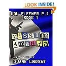 MISSING AMANDA (Lou Fleener Private Eye Book 1)