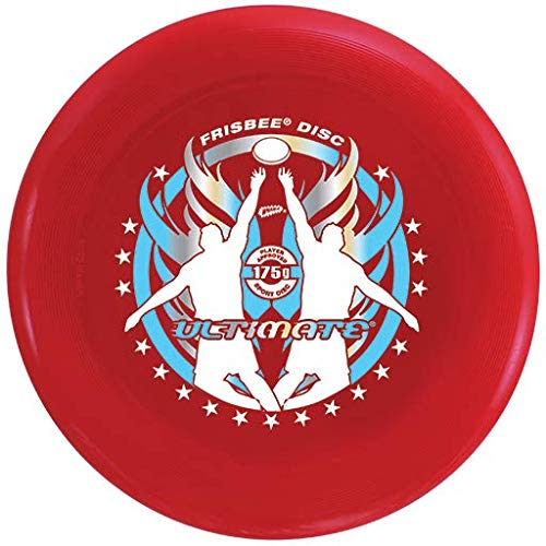 Wham-O Ultimate Frisbee 175g, Red