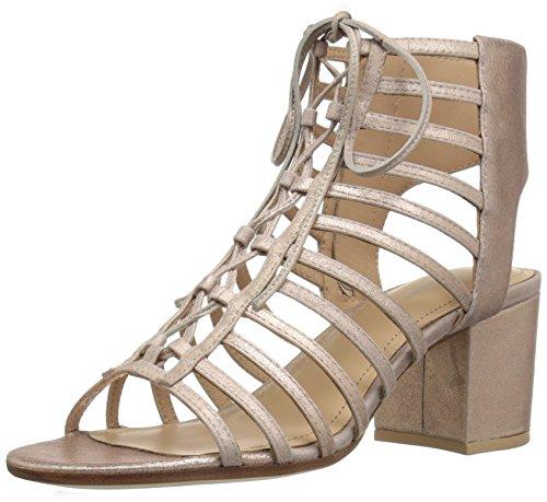 Pour La Victoire Women's Amabelle Dress Sandal Copper