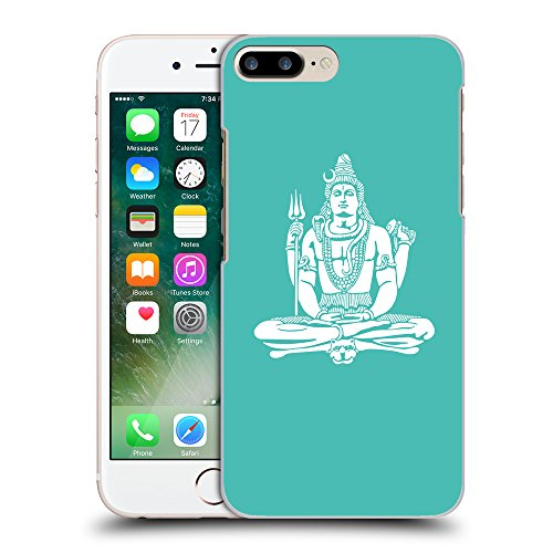 GoGoMobile Coque de Protection TPU Silicone Case pour // Q09530634 Hindou 7 Turquoise // Apple iPhone 7 PLUS