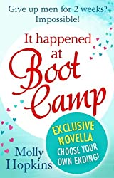 It Happened at Boot Camp: Exclusive Novella (It Happened In)