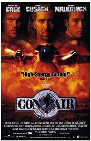Amazon Com Con Air Poster Movie 27 X 40 Inches 69cm X 102cm 1997 Posters Prints