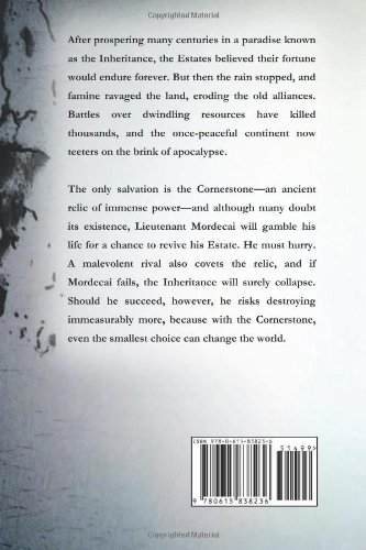 Read Cornerstone Endless Inheritance 1 By Peter Michael Diamantopoulos
