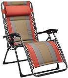 Best gravity zero chair - AmazonBasics Outdoor Padded Zero Gravity Lounge Beach Chair Review
