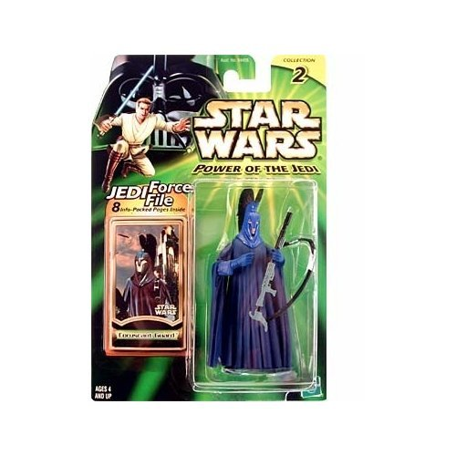 Star Wars Power of the Jedi Coruscant Guard Action -