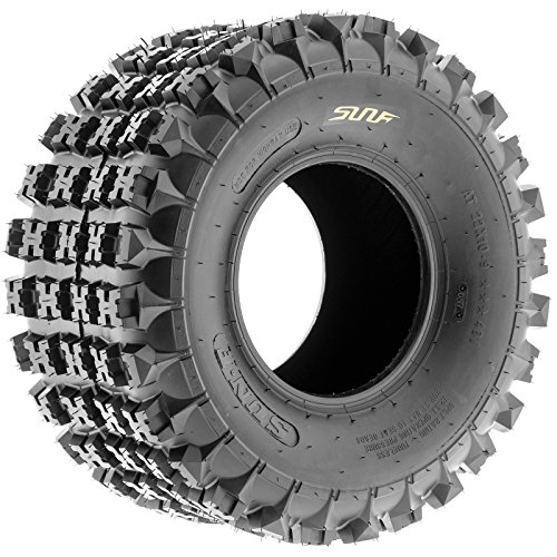 Sun F A027 ATV Tire 22x11x9,6 PLY,Rear by SunF (Image #8)