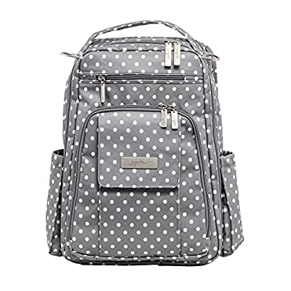 68170abbb441 Ju-Ju-Be Classic Collection Be Right Back Backpack Diaper Bag