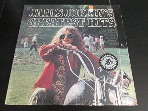 Janis Joplin's Greatest Hits by Columbia