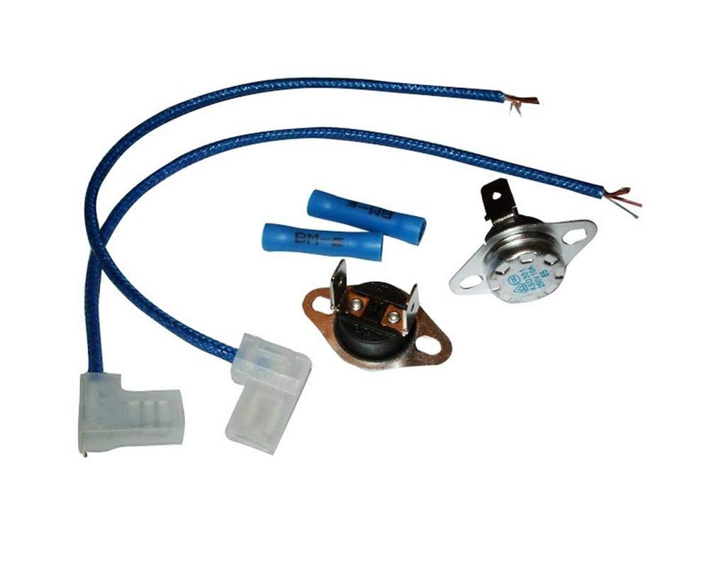 Lazer Electrics Thermostat TOC Kit for Tumble Dryers Creda 37717E 37718E 37719E 37740 37742