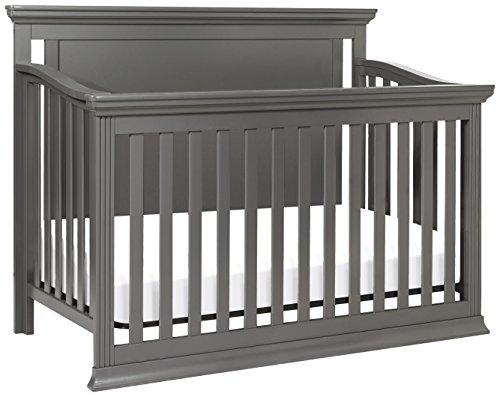 DaVinci Copeland 4-in-1 Convertible Crib, Slate