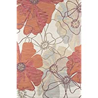 Momeni Rugs SUMITSUM-8SND2030 Summit Collection, Hand Knotted Transitional Area Rug, 2 x 3, Sand