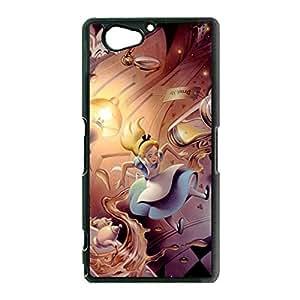 Sony Xperia Z2 Compact Cover Case Disney Cartoon Film Cinderella Phone Case Classical Customized Phone Case Cinderella Case