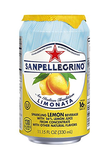 Sanpellegrino Lemon Sparkling Fruit Beverage product image