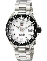 TAG Heuer Mens WAZ1111,BA0875 Formula 1 Stainless Steel Bracelet Watch