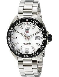 Men's WAZ1111,BA0875 Formula 1 Stainless Steel Bracelet Watch