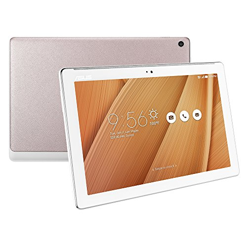 ASUS ZenPad 10 Z300CNL 16GB 10.1-Inch 4G LTE FACTORY UNLOCKED - International Stock No Warranty (ROSE GOLD)
