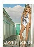 **PRINT AD** With Carolyn Murphy For Jantzen Swimwear