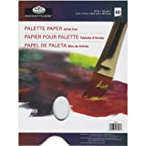 Royal Brush and Langnickel 40-Sheet Palette Essentials Artist Paper Pad, 9-Inch by 12-Inch