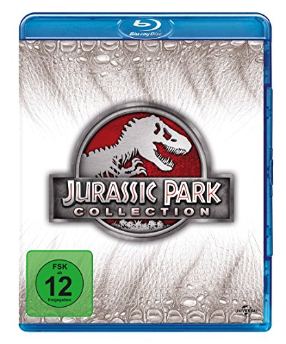 Price comparison product image Jurassic Park Collection