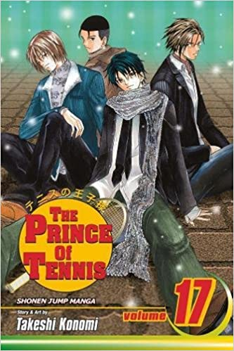 Prince of Tennis Vol 17