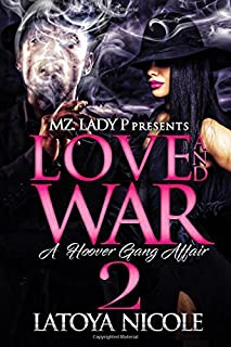 Book Cover: Love and War 2: A Hoover Gang Affair