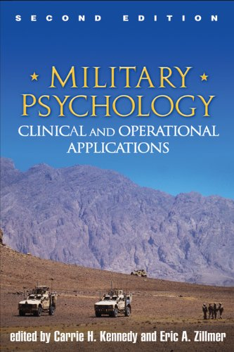 Download Military Psychology, Second Edition: Clinical and Operational Applications Pdf