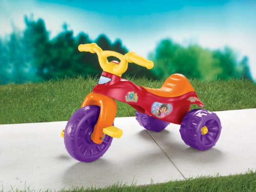 Fisher-Price Dora The Explorer Tough Trike