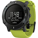 Suunto Core Crush Altimeter Watch Lime Crush, One Size