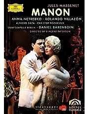 ANNA NETREBKO - MANON - 2 DVD SET