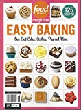 FOOD NETWORK EASY BAKING ~ Our Best Cakes, Cookies, Pies, & More [Single Issue Magazine] 2015
