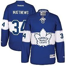Auston Matthews Toronto Maple Leafs 2017 Centennial Classic Premier Jersey