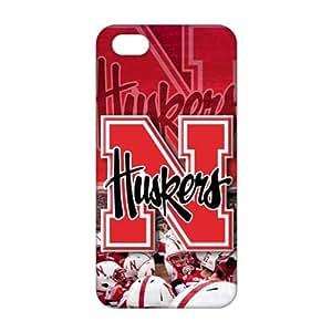 Zheng caseZheng caseCool-benz NFL husker 3D Phone Case for iPhone 4/4s