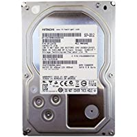 Hard Drive Hitachi 2TB 7200RPM 64MB SATA 2 3.5 H3U20006472S Internal Desktop PC NAS RAID CCTV DVR N/P 0F12470 New Pull, 0 hours use