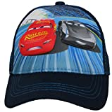Disney Pixar Cars 3D Pop Race Ready Navy Baseball Cap - Size 4-14 [6014]