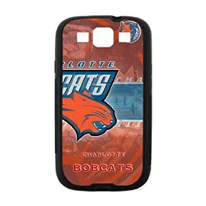 Charlotte Bobcats Logo Back design for Samsung Galaxy SIII i9300 Case (Laser Technology)-by Allthingsbasketball by ruishername