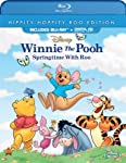 Cover Image for 'Winnie the Pooh Springtime With Roo (Hippity Hoppity Roo Edition)'