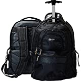 PC Hardware : B iconic Voyager Laptop Backpack (Black)